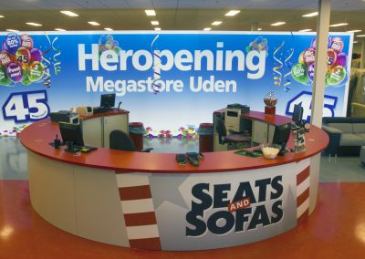 Seat&Sofa's. Image-Frame Power LED 10000x3000mm