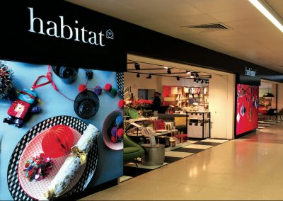 Habitat (UK). Image-Frame LED Backlight